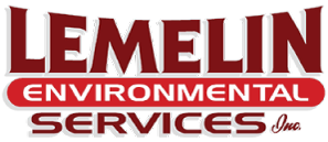Lemelin Environmental Services, Inc. Logo
